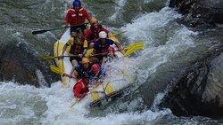Awa Rafting