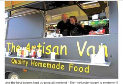 The Artisan Van