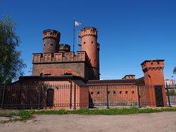 Friedrichsburg Gate Museum