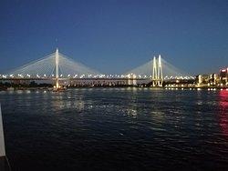 Bolshoi Obukhovskiy Bridge