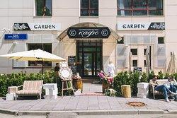 Garden Gourment Cafe