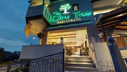 ‪The Olive Tree Restaurant - Adams Hotel‬