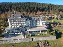 Belle Epoque du Grand hôtel