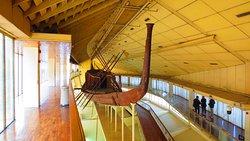 Musee de la Barque Solaire