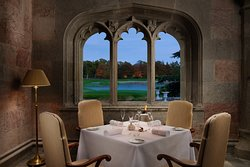 The Oak Room at Adare Manor