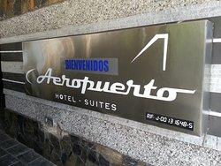 Hotel Aeropuerto Suites