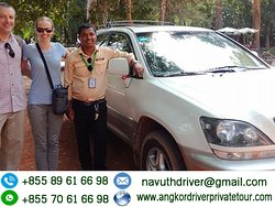 Angkor Driver Private Tour