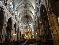 Heilige Jacobus de Meerdere Church