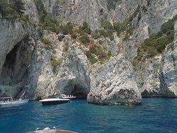 Weiße Grotte