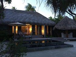 Best island resort ever. Beat all resorts in Bora Bora.