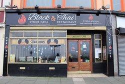 Black Stone Grill & Thai Restaurant