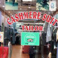 Cashmere Suit Tailor