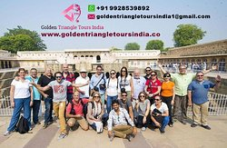 ‪Golden Triangle Tours India‬