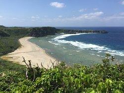 Uzahama Beach