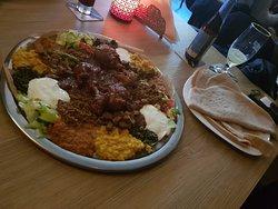 Ethiopisch eten