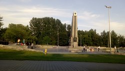 Monument of the Mining Effort