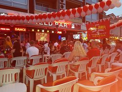 Anfield Bar marmaris turkey