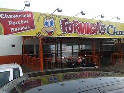 Formiga S Chawarmas And More