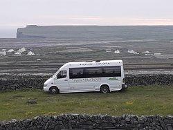 Failte Bus Tour