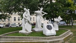 Antonio Vivaldi Monument
