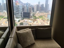 Outstanding hotel in Central Hong Kong