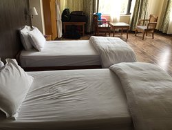 Twin Bed can be mad king size