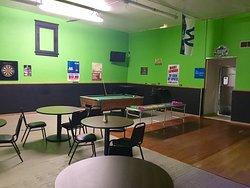 Small Town Bar & Grill interior
