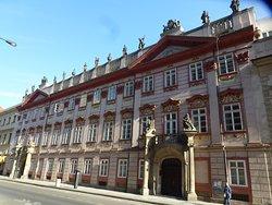 Hybernská 1036/3 - Sweerts-Špork Palace