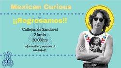 Antojitos Mexican Curious