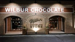 Wilbur Chocolate Candy Store