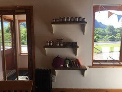 A collection of jams from Rose Cottage Country Kitchen