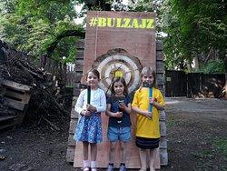 Bulzajz - hazeni sekerou