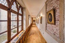 Zamkowy korytarz - 1. piętro