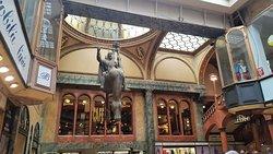Lucerna Arcade Prague