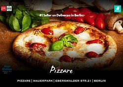 Pizzare Mauer Park