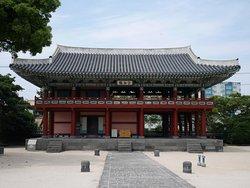 Gwandeokjeong Pavilion