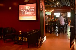 The Red Mountain Bar and Grill