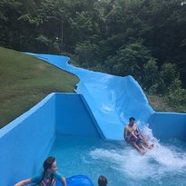 Beebe's Roaring River Waterslide
