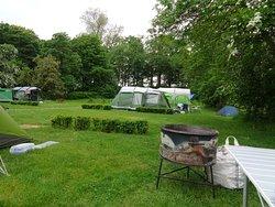 The campsite