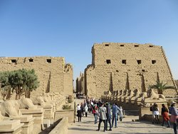 Karnak Open Air Museum