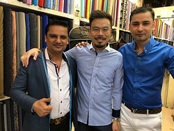 GMC Tailors at MBK