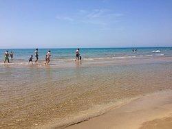 Spiaggia Granelli