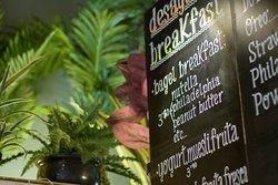 The Pan's Club, @thepansclub, Restaurant vegetarian, quiches , smoothies , el born ,