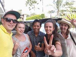 Candidasa Bali Tour Driver