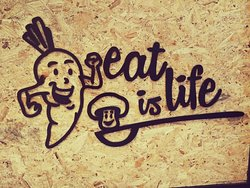Eat Is Life