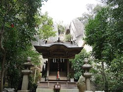 Koshikiiwa Shrine