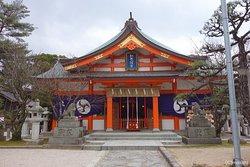 Momiji Hachimangu Shrine