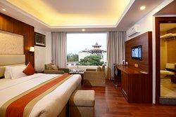 suite room view