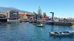 Historico Muelle Pesquero Puerto de la Cruz