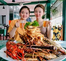 Green Lobster Waskaduwa Seafood Restaurant